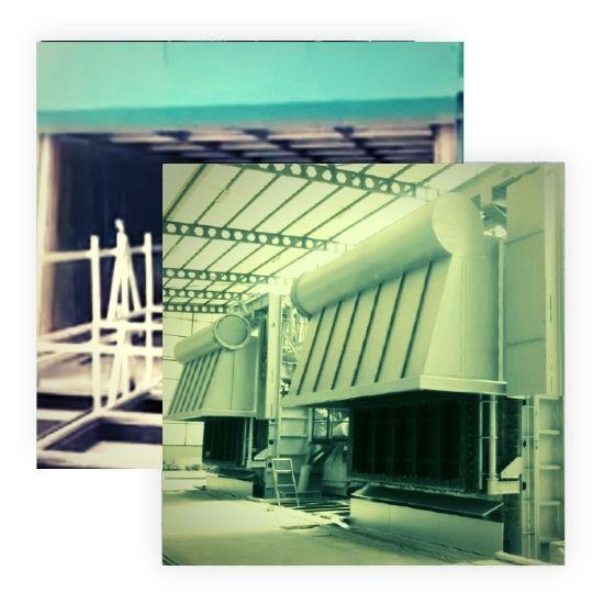 Endüstriyel Fırın Revizyonu Gebze Ecosan Makina