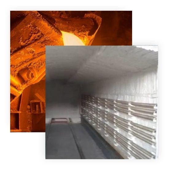 Endüstriyel Fırın Tesis Taşıma
